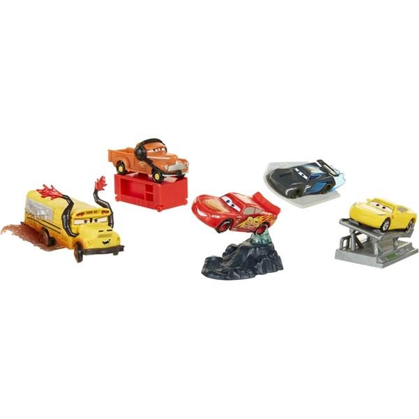 Figurset  Cars 3  Jakks Pacific  Disney - figurer & miniatyrer