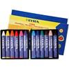 Vaxkritor Lyra 15 mm 12 Färger