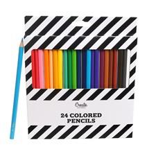 Färgpennor Adlibris 24-pack