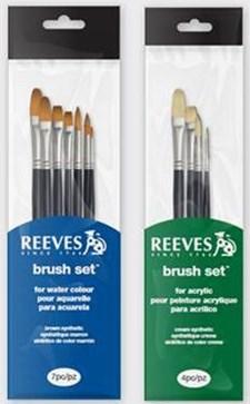 Penslar Beginner's Brush Set (SH) Vattenfärg