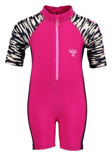UV-dräkt  rosa  Hummel - badkläder & uv-kläder