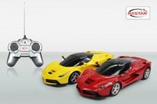 Radiostyrd Ferrari, Gul, Rastar