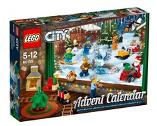 LEGO® City Adventtikalenteri (60155)