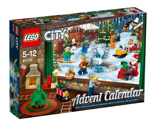 LEGO® City Julekalender (60155)