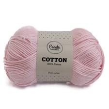 Adlibris Cotton lanka 100g Pink Sorbet A075