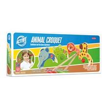 Animal Croquet - Krocket Med Djur (SE/FI/NO)