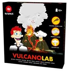 Vulcano Lab, Alga