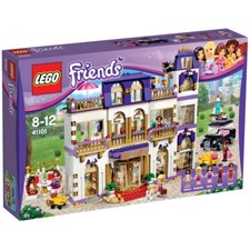 Heartlake Grand Hotel, LEGO Friends (41101)