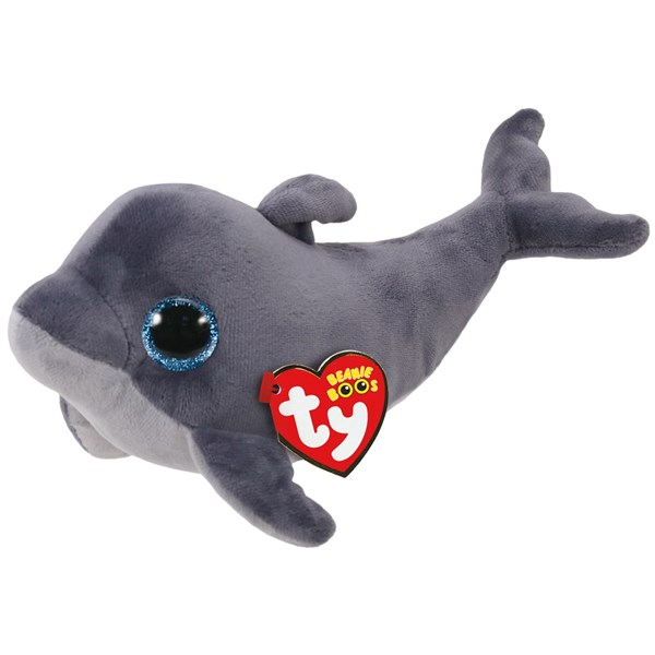 TY Echo  Delfin  15 cm - gosedjur