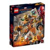 Strid mot Molten Man, LEGO Super Heroes (76128)