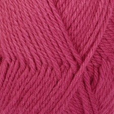 Drops Lima Uni Colour Garn Ullmix 50g Cerise 6273