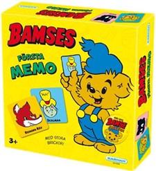 Mitt första Bamse-memo