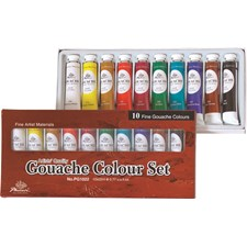 Gouache Set 10x22ml
