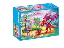 Drake med unge, Playmobil Fairies (9134)
