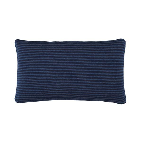 Marc O'Polo Arvid Kudde 100% Bomull 30x50 cm (svart  mörkblå + 2 andra färger)