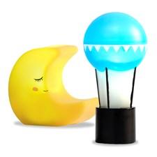 Lampset måne & ballong, Lundby