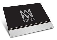 Skrivbordsunderlägg 50x35 cm, Silver Line, Marcus & Martinus