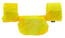 Armringar, gul, 0-15 kg