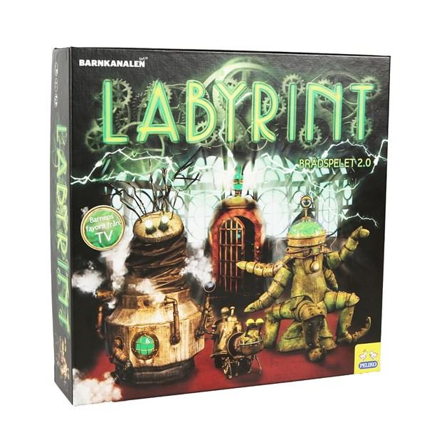 Labyrint 2.0, spill