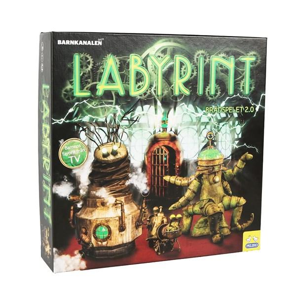 Labyrint 2.0, spill (SE)