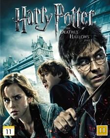 Harry Potter och dödsrelikerna - Del 1