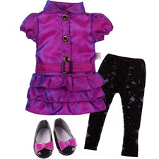 Fashion Frill outfit, Design a Friend