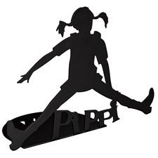 Bokstøtte Pippi-hopp, 2-pack