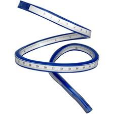 Flexlinjal 50 cm Vit/Blå