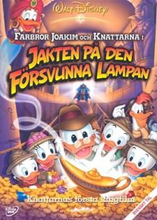 Farbror Joakim och Knattarna - Jakten på den försvunna lampan