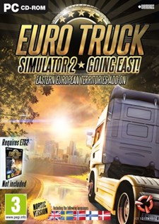 Euro Truck Simulator 2 - Going East! (expansion)