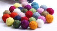 Villahelmet 10 mm 150 kpl Multicolour Harmoni