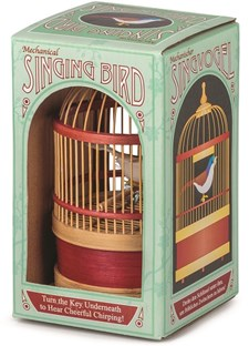 Mechanical Singing Bird