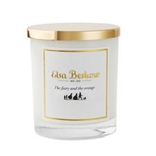 Elsa Beskow Collection Doftljus med Mässinglock Apelsin och Citrus