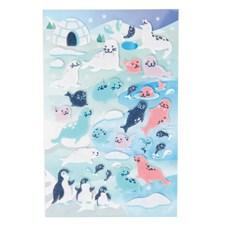 Huopatarra Hylje / Pingviini, 10 x 19 cm