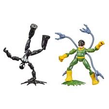 Bend and Flex Spiderman vs. Dock Ock