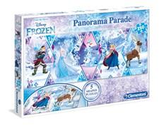 Pussel Panorama Parade, Frozen, 250 bitar, Clementoni