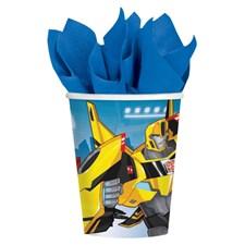Transformers muggar, 8 st