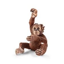 Orangutangunge, Schleich