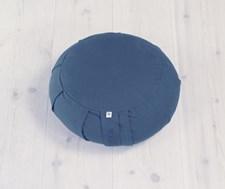 Meditasjonspute, Rund, Blueberry Blue, Yogiraj