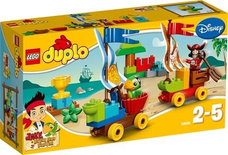 Strandkapplöpning  LEGO DUPLO (10539)  Lego - lego & duplo