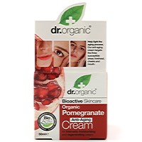 Dr Organic Pomegranate Anti-Aging Cream, 50ml