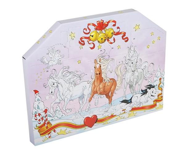 Hästen Mulle Adventskalender