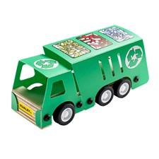 Søppelbil, Byggesett, Small, Stanley Jr