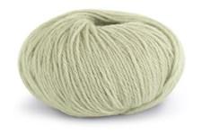Knit At Home Classic Alpacka Wool Garn Ullmix 50 g Dovt Pistasch 509