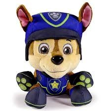 Paw Patrol, Basic Plush, Spy Chase