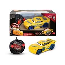 Cruz, Radiostyrt bil, RC Turbo Racer, 1:24, Disney Biler 3