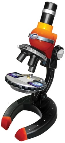 HD Microscope, Alga