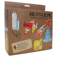 PET-flaske 1, Recycleme
