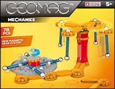 Geomag Mechanics Magneettisetti 78 Osaa
