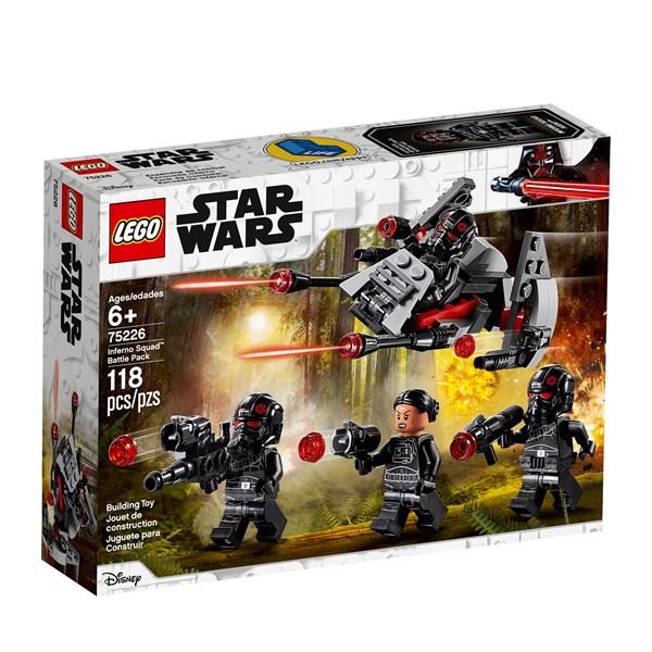 Inferno Squad Battle Pack  LEGO Star Wars (75226)  Lego